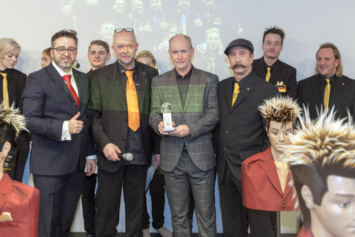 cat Gold Sponsor Award 2017 für Wella